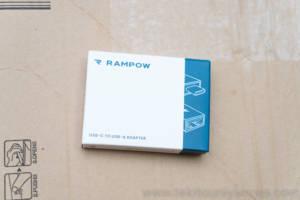 RAMPOW USB-Cアダプタ箱