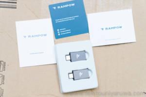 RAMPOW USB-Cアダプタ 中身