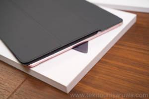 Smart Keyboard の厚み