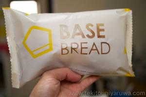 BASE BREADパッケージ表