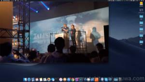 LG Ultrafine 5Kで4K動画再生