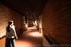 ウイスキーの香りの回廊