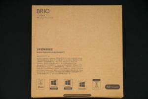 BRIO C1000eR 箱裏側